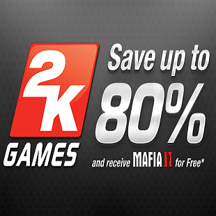 2K Gamefly sale