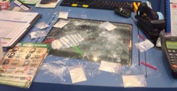 EB Games Australia store displays fake drug paraphernalia