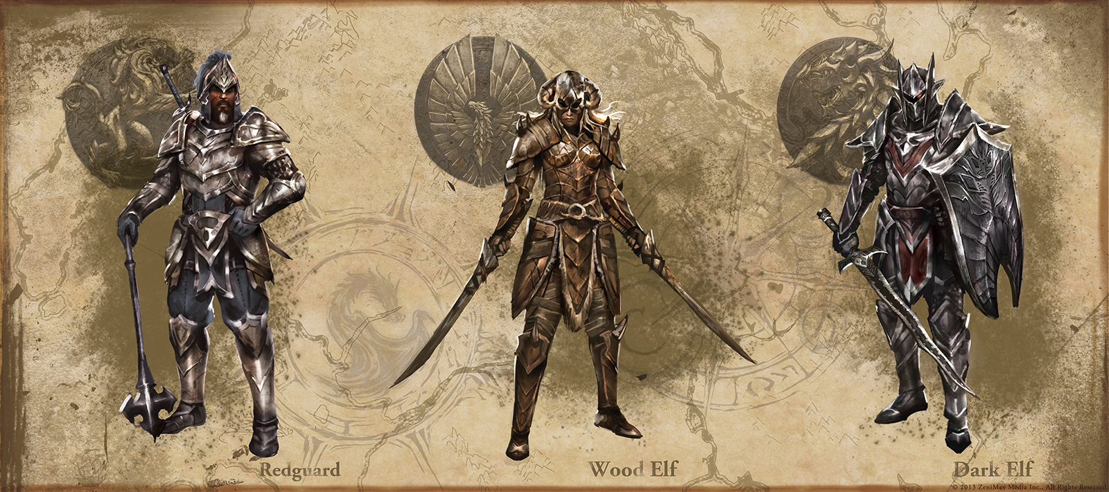 The Elder Scrolls Online Heavy Armor