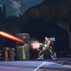 Firefall screen