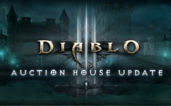 Diablo 3 Auction House update header