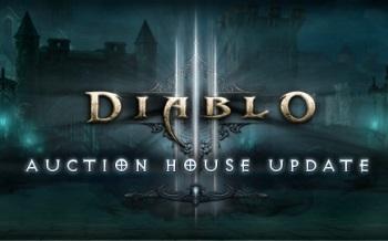 Diablo 3 Auction House update header