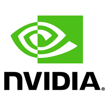 Nvidia Logo White