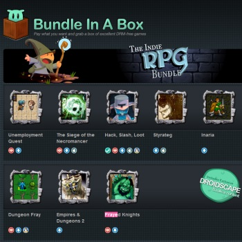 Indie RPG Bundle in a Box