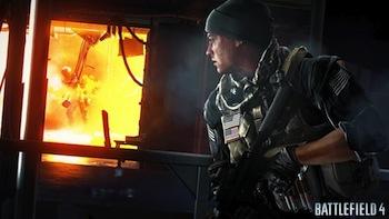 Battlefield 4 Peek
