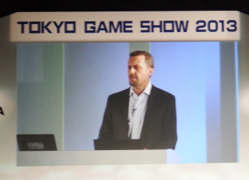 andrew house tokyo game show