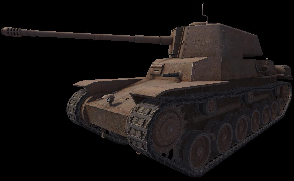 World of Tanks Japanese armor