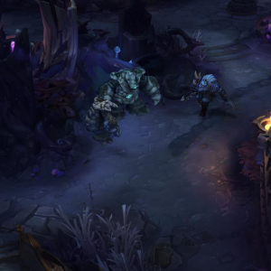 League of Legends twisted treeline