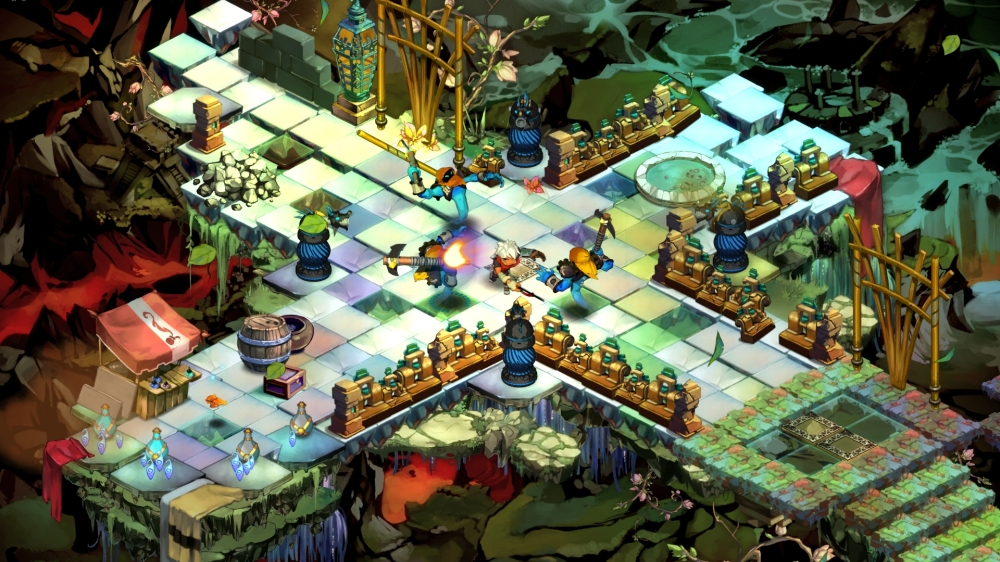 Bastion E3 2011 Screenshot