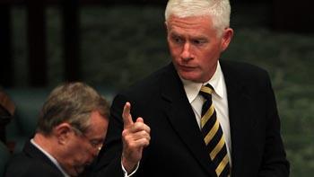 South Australia Attorney-General John Rau