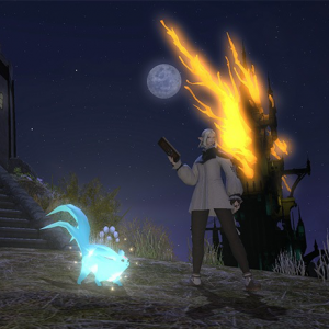 Final Fantasy XIV screen