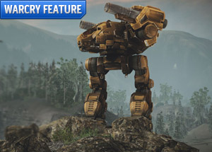 Mech Warrior Online Feature Article