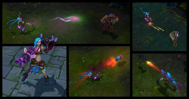 League of Legends' Newest Champion is Jinx, The Loose Cannon
