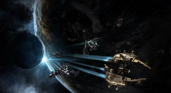 EVE Online: Rubicon screen