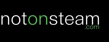 Not On Steam Sale logo