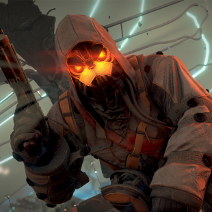 Killzone Shadow Fall Screen