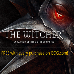 The witcher free gog