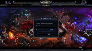 League of Legends Card Game