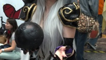 A wonderfully done Syndra cosplay.