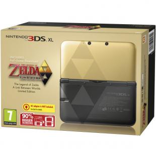 Zelda 3DS XL 1