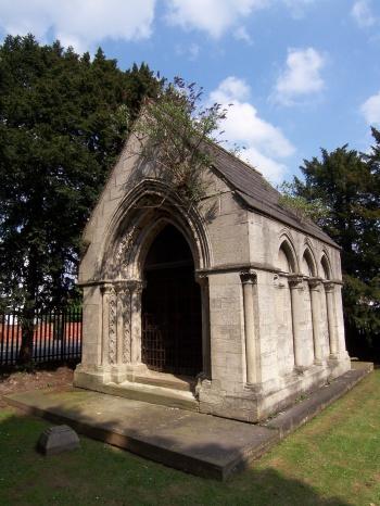 victorian mortuary