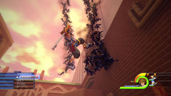Kingdom Hearts III screen