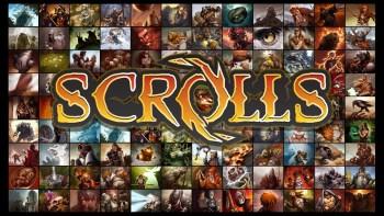 Scrolls title