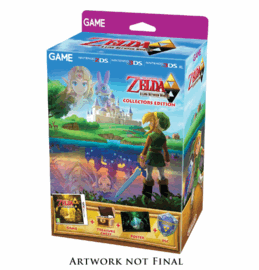 link between worlds collectors edition