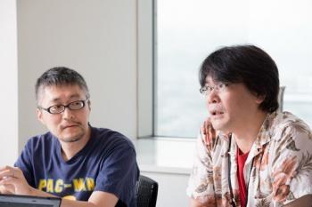 ken sugimori and tetsuya watanabe