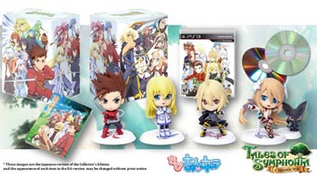 Tales of Symphonia Chronciles collector edition