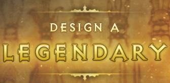 Diablo 3 Design a Legendary small