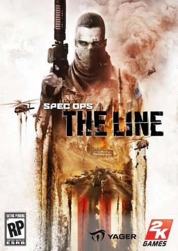 spec ops the line poster