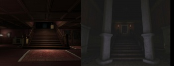 Gone Home Amnesia comparison