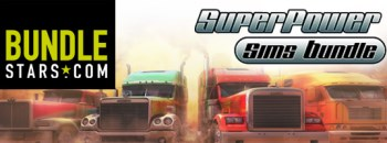 Superpower Sims Bundle header