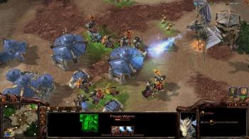 Warcraft Starcraft II mod