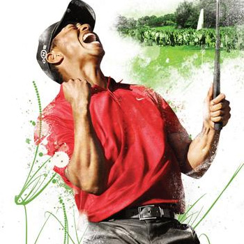 Tiger Woods - Frustration Main