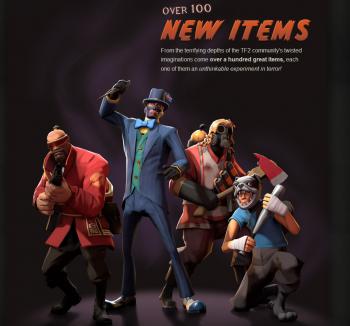 scream fortress update