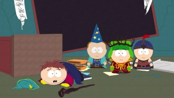 South Park: The Stick of Truth screen
