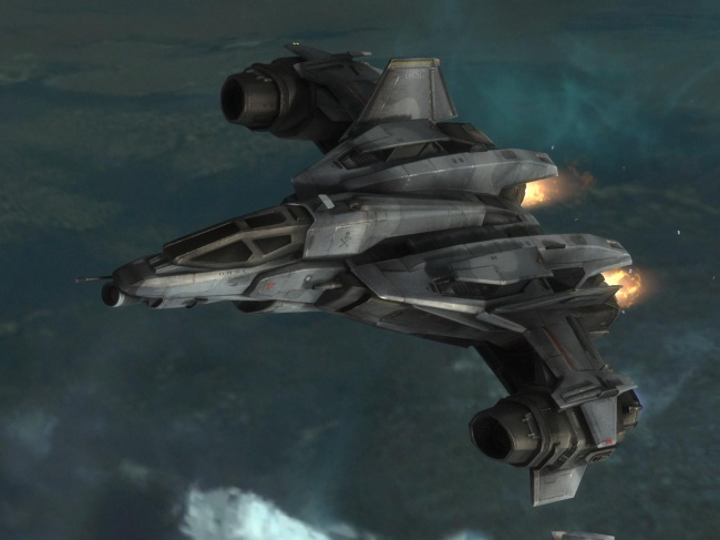 8 Of The Best Giant Videogame Spaceships Gallery Of The