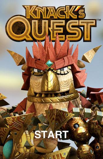 knacks quest