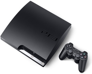 playstation 3 console 3x3