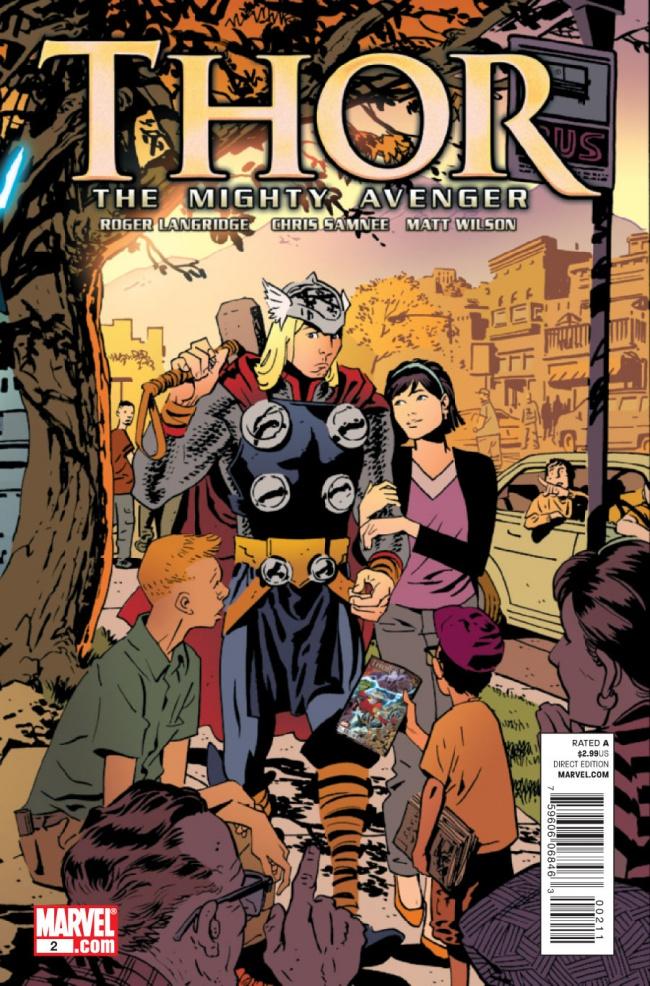 Thor in Comics 01