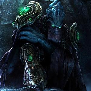 StarCraft 2 Protoss Zeratul