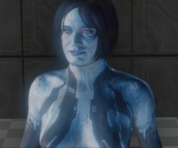 Halo 4 Blooper Cortana man
