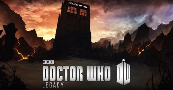 Doctor Who Legacy announcement