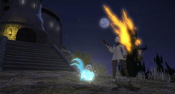 Final Fantasy XIV screen