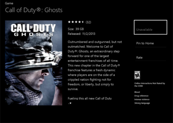 Call of Duty: Ghosts installation