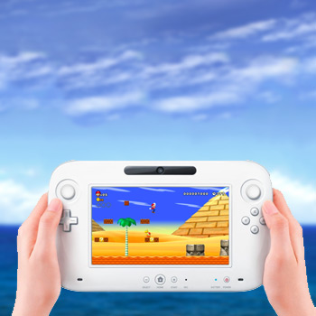 Wii U and the Ocean - Main
