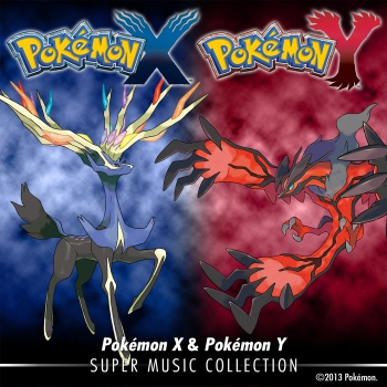 Pokemon X Y Soundtrack