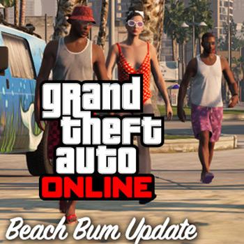 GTA 5 - Beach Bum Main